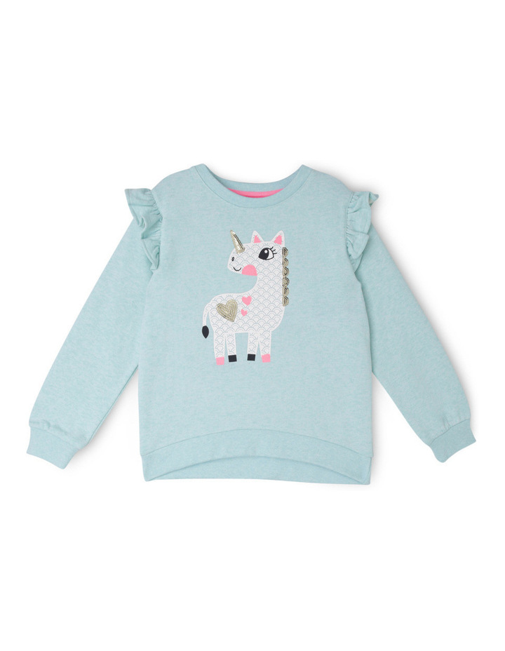 Essentials Crew Sweat image 1