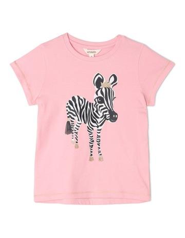 b9f4b02b3d559 In-store only. MilkshakeEssentials Short Sleeve Print Tee