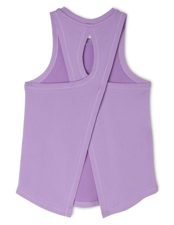 Knit Cross Back Singlet image 2
