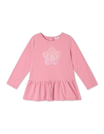 Rhythmic Gymnastic Heart Kids Girls Short Sleeve T-Shirts Ruffles Shirt Tee for 2-6T