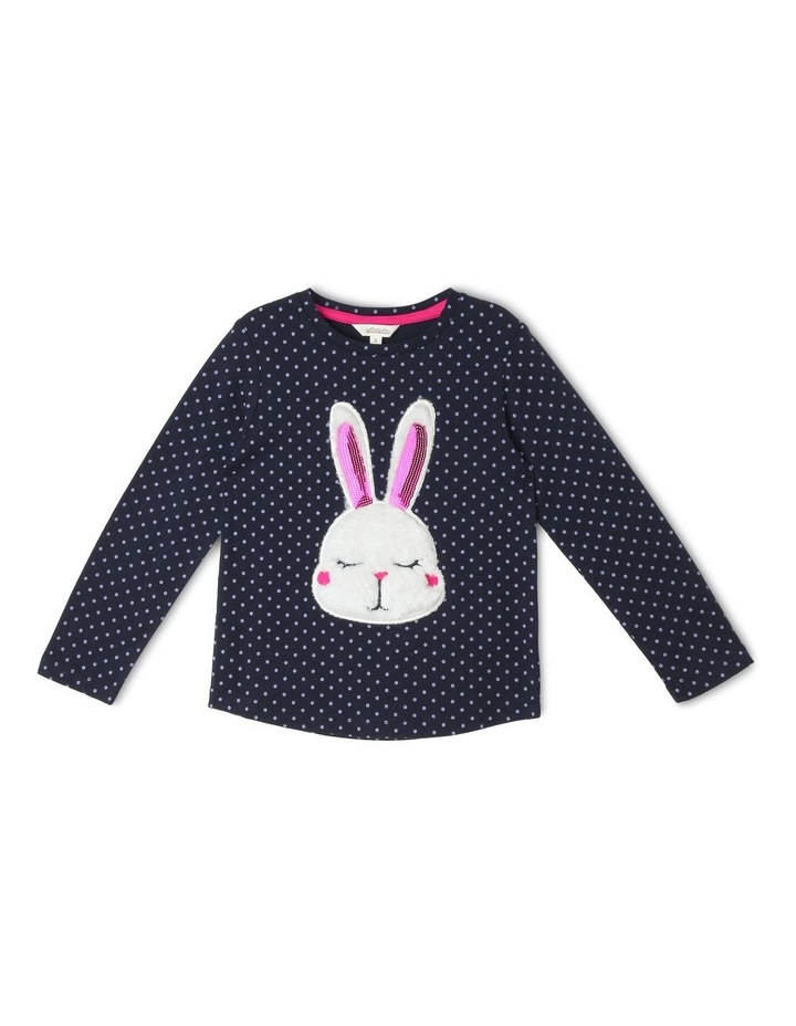 Bunny Knit Top image 1