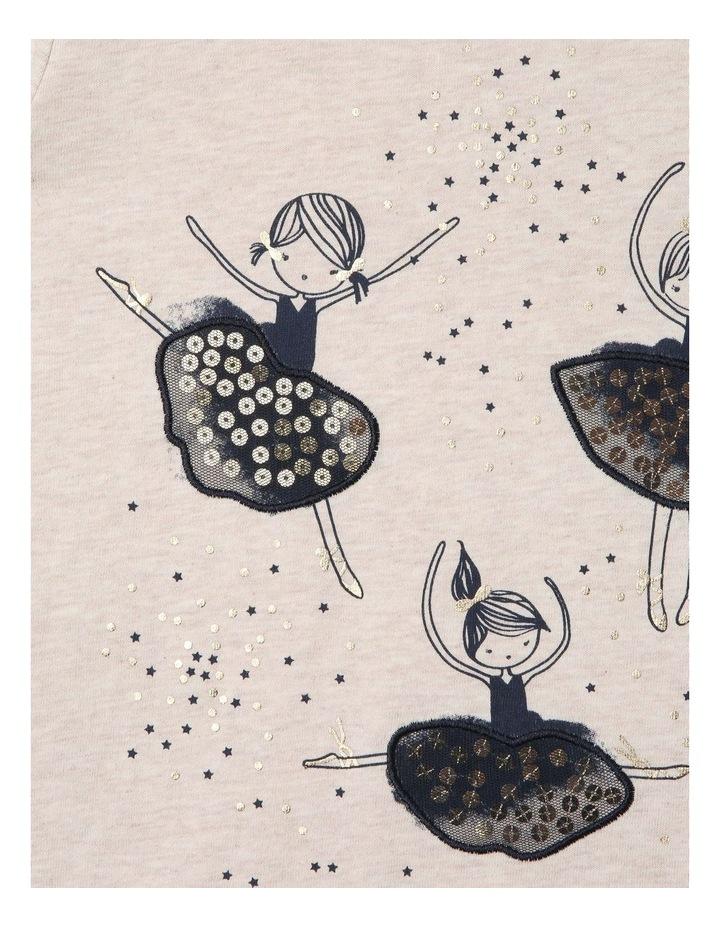Swing Top with Ballerina Appliqu image 3