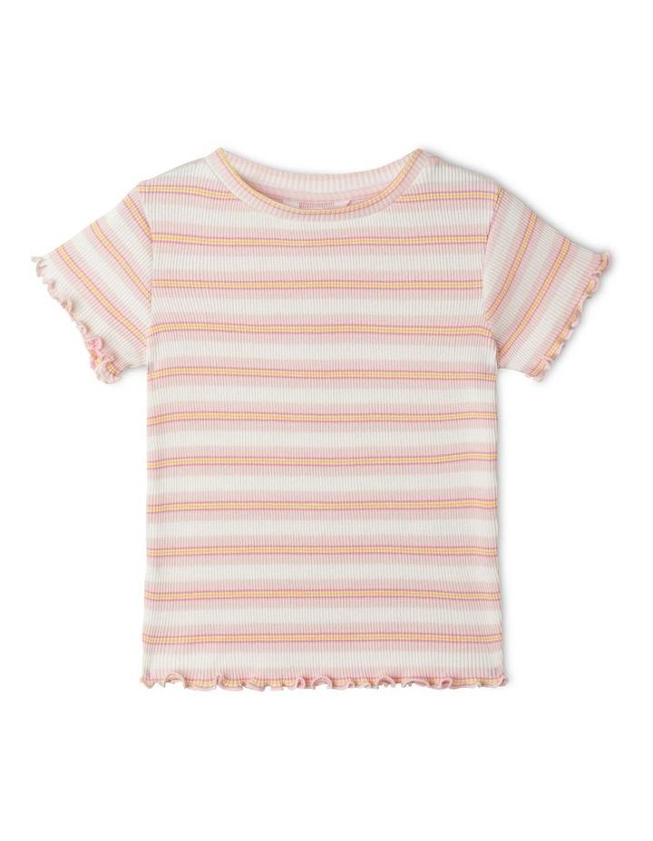 Knit Rib T-Shirt image 1