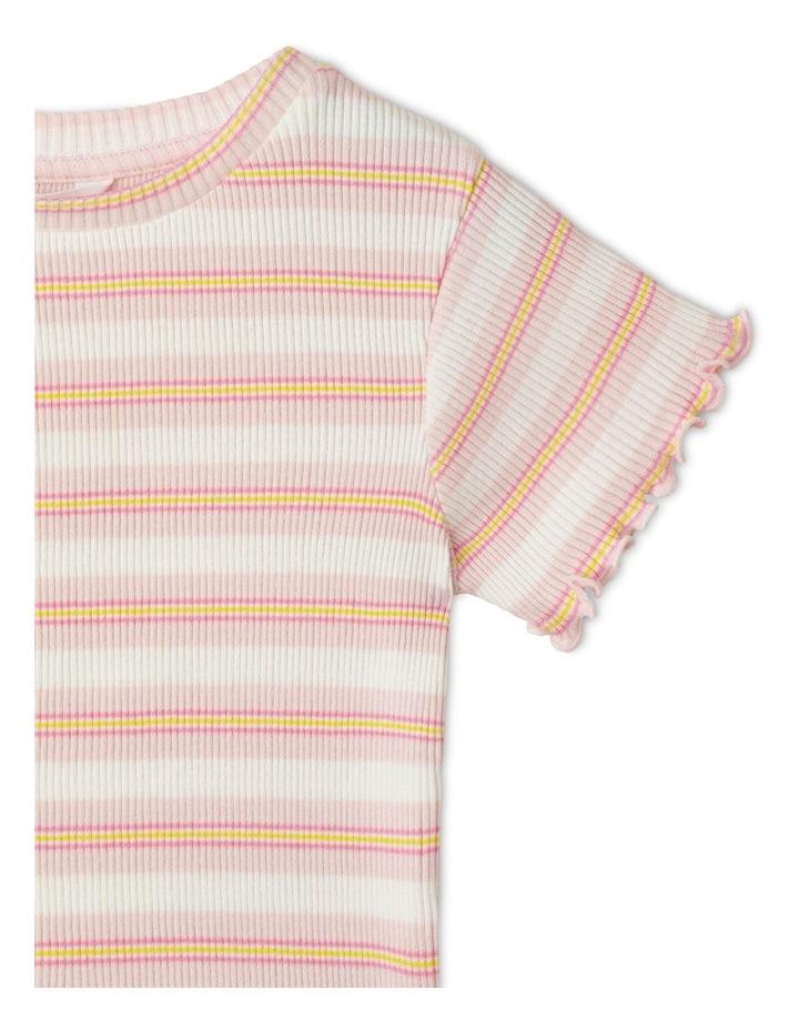 Knit Rib T-Shirt image 2