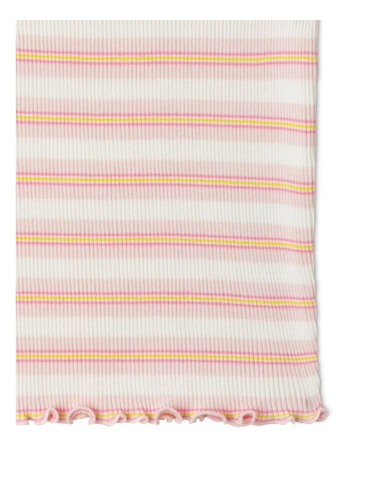 Knit Rib T-Shirt image 3