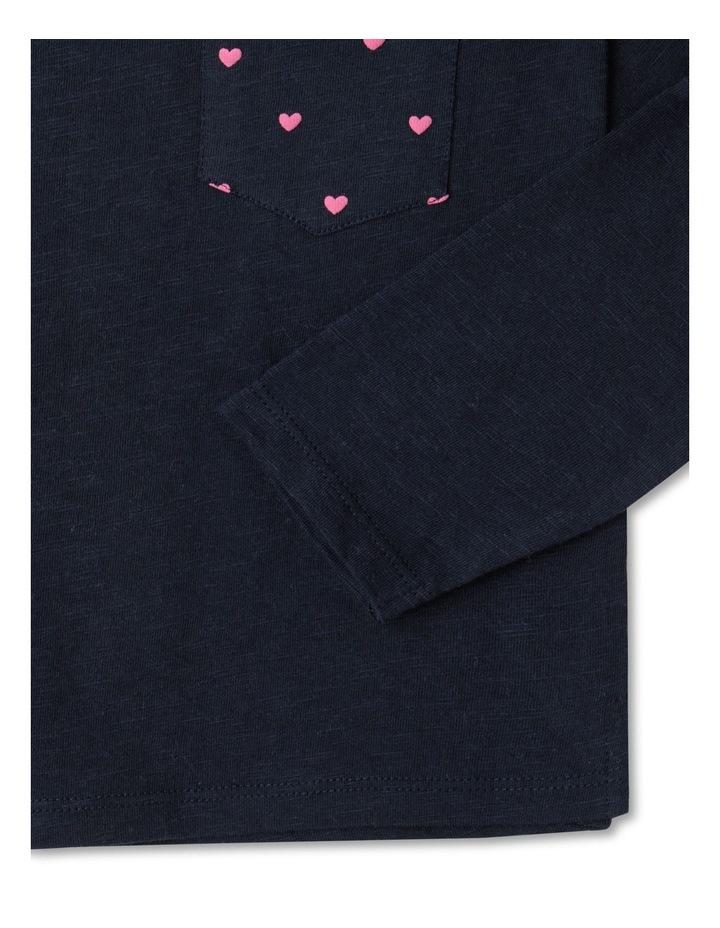 Novelty Pocket Knit Top image 3