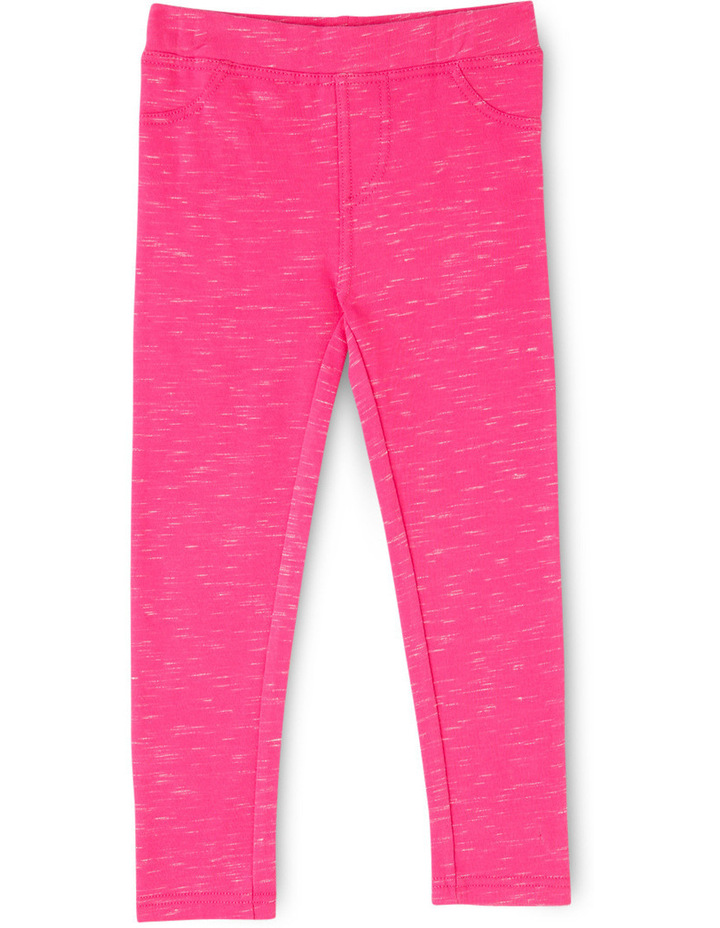 Essentials Stretch Jegging image 1