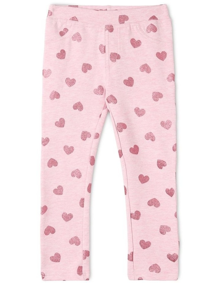 Essentials Print Jegging image 1