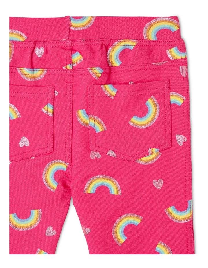 Rainbow Fashion Jegging image 4