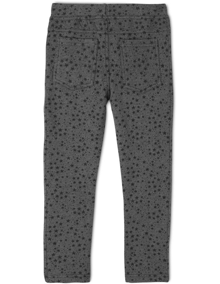 Essentials Print Jegging image 2