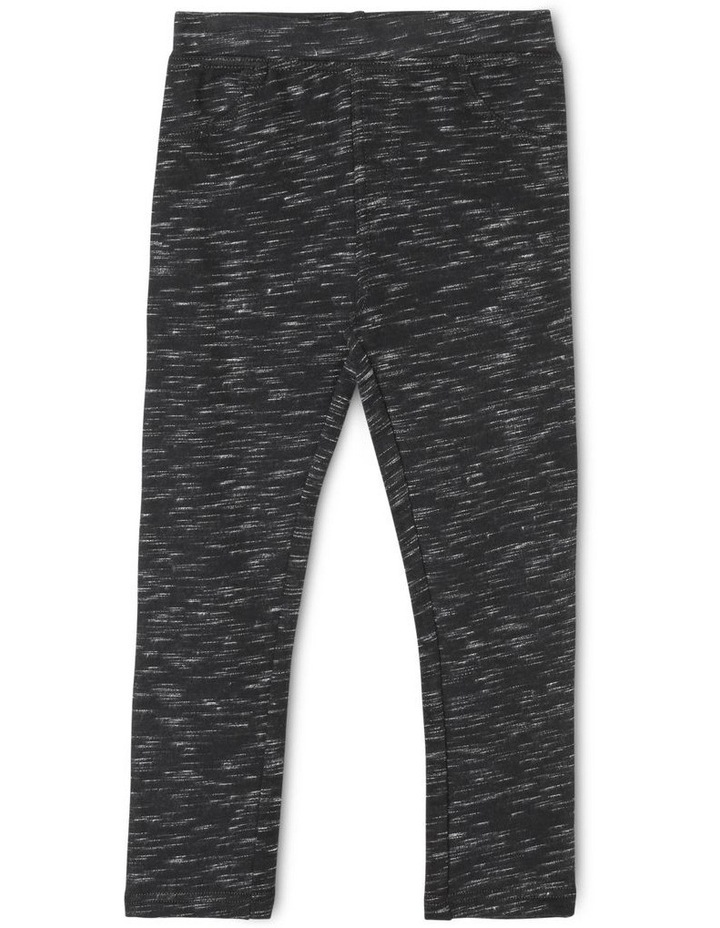 Essentials Plain Jeggings image 1