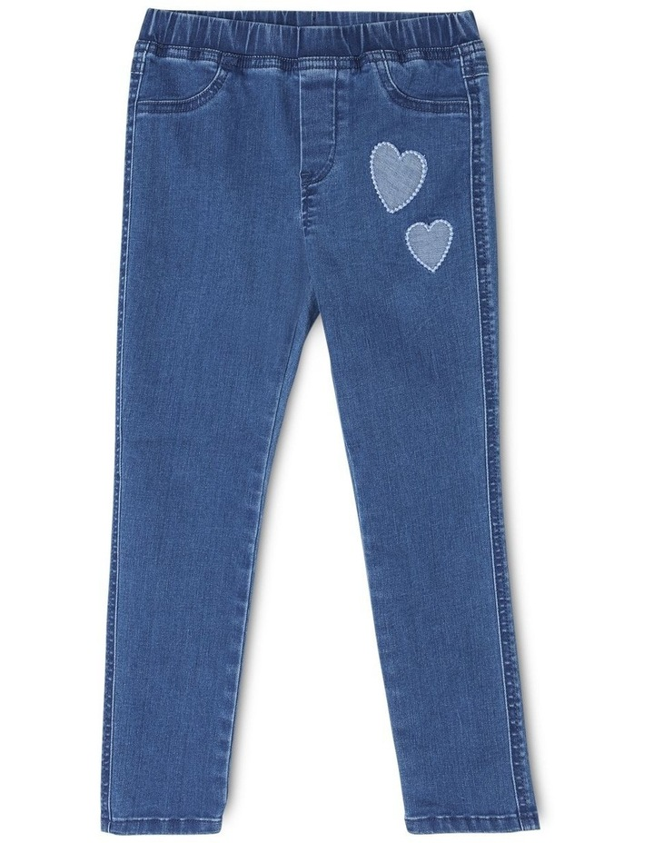 Denim Jegging image 1