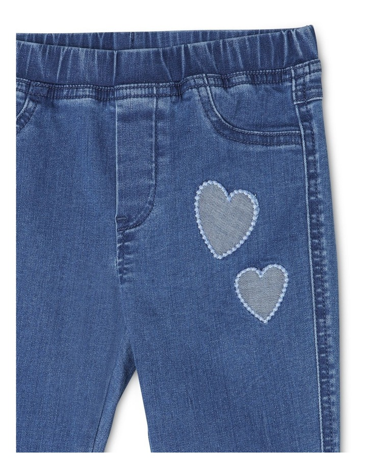 Denim Jegging image 3