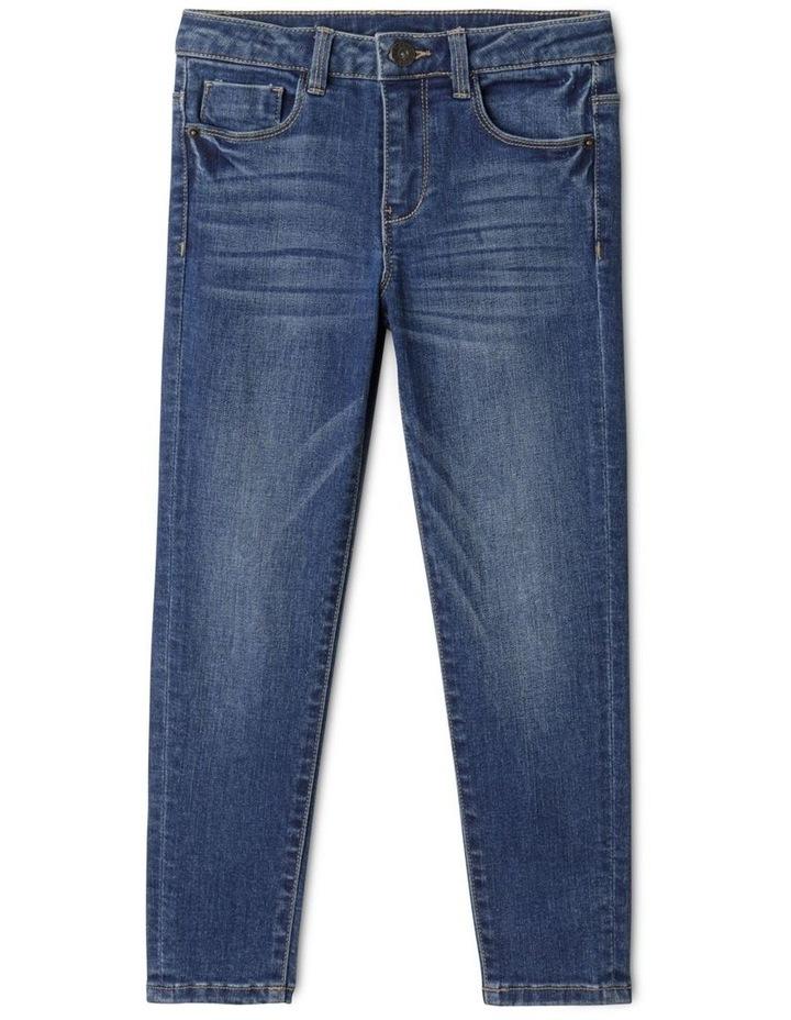 5 Pocket Skinny Jeans image 1