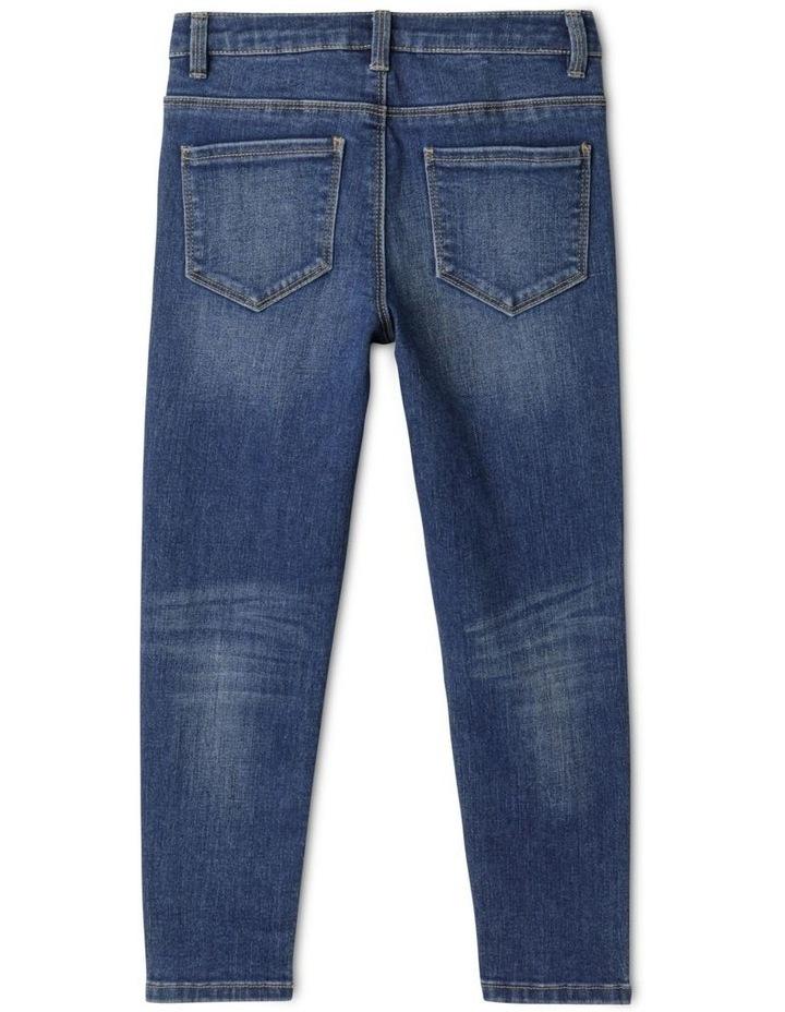 5 Pocket Skinny Jeans image 5