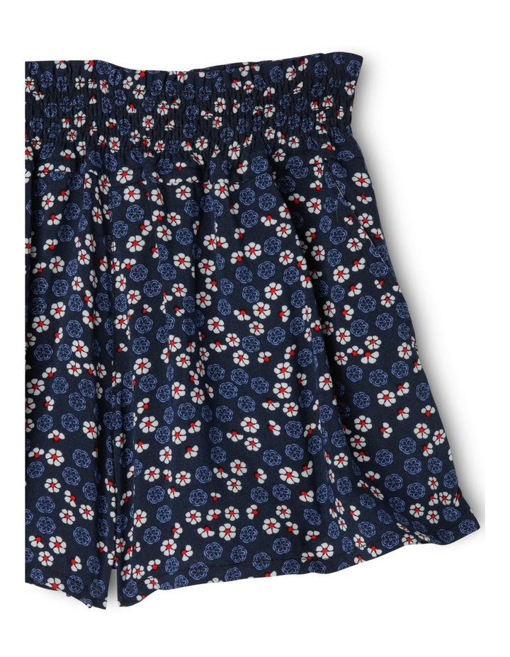 Drape Short - Oriental Floral image 2