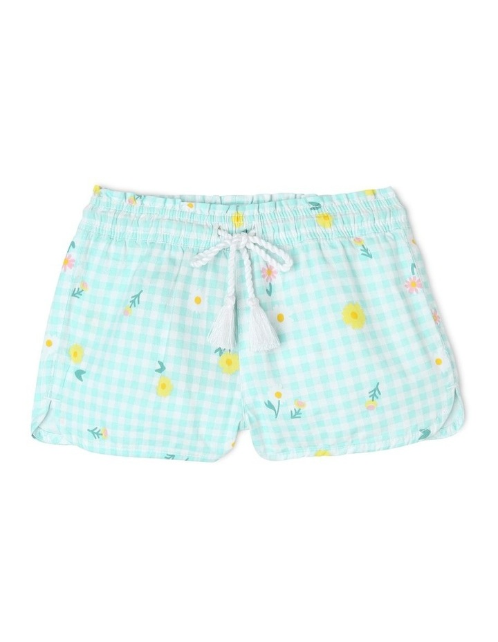 Essentials Woven Short - Floral image 1