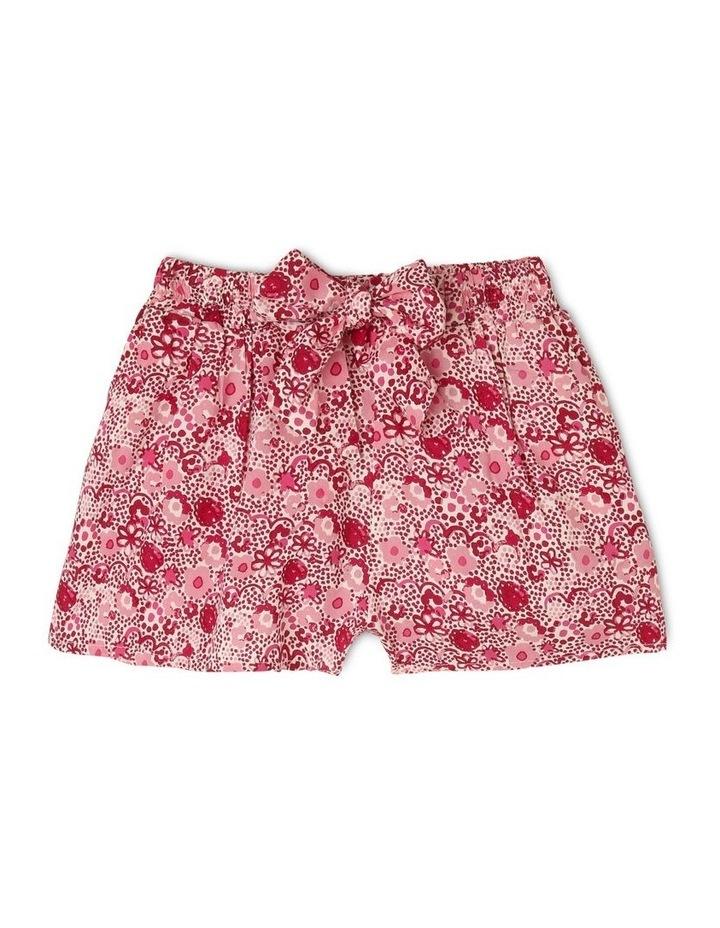 Woven Drape Shorts image 1