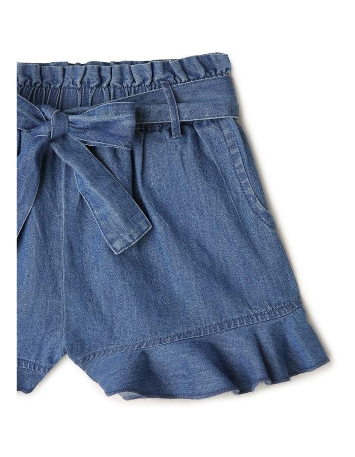 Frill Drape Leg Short image 2