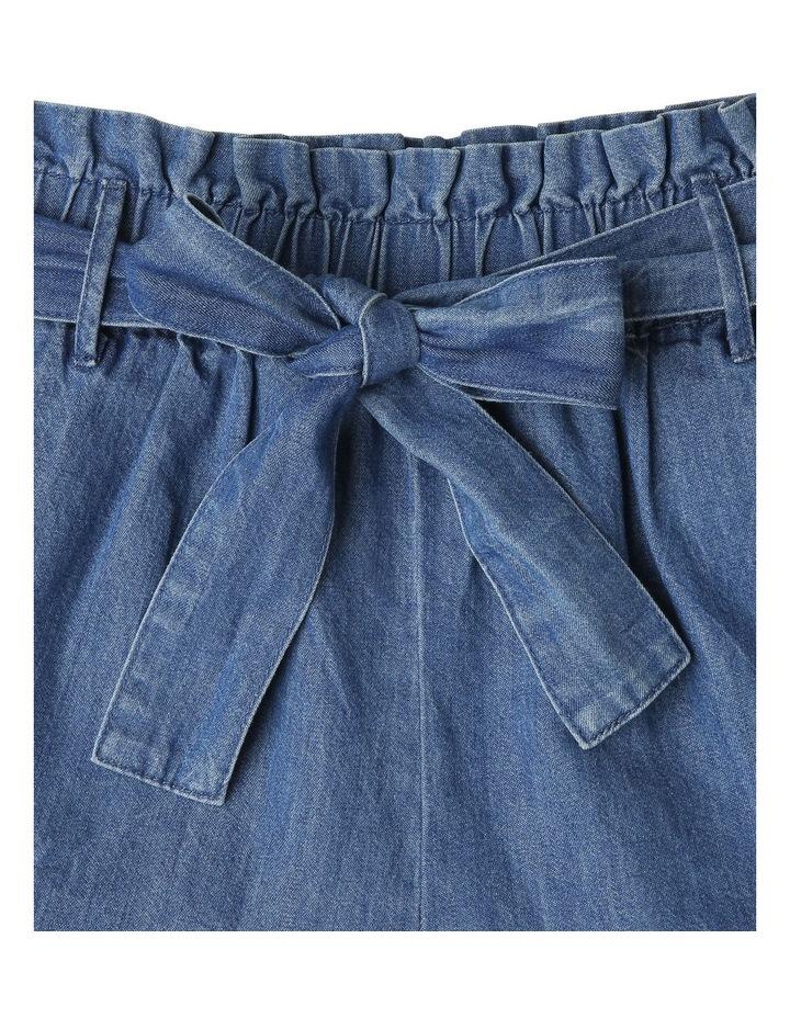 Frill Drape Leg Short image 3