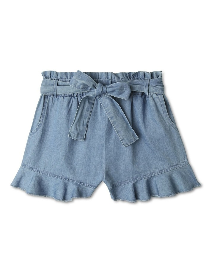 Woven Paperbay Waist Short image 1