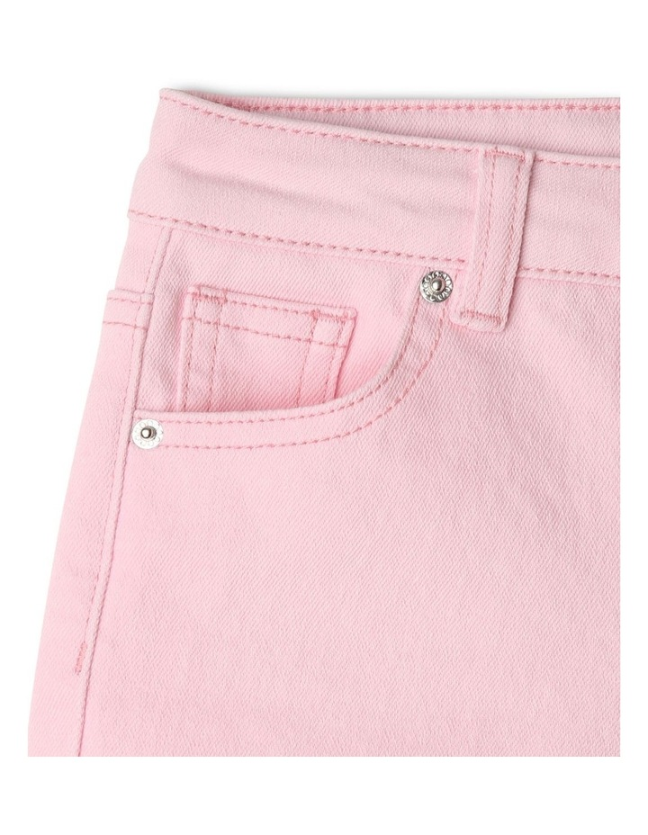 Mid-Rise Shorts with Rolled Cuffs image 3