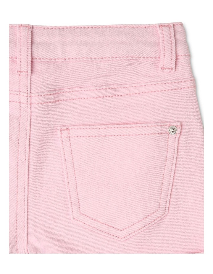 Mid-Rise Shorts with Rolled Cuffs image 5