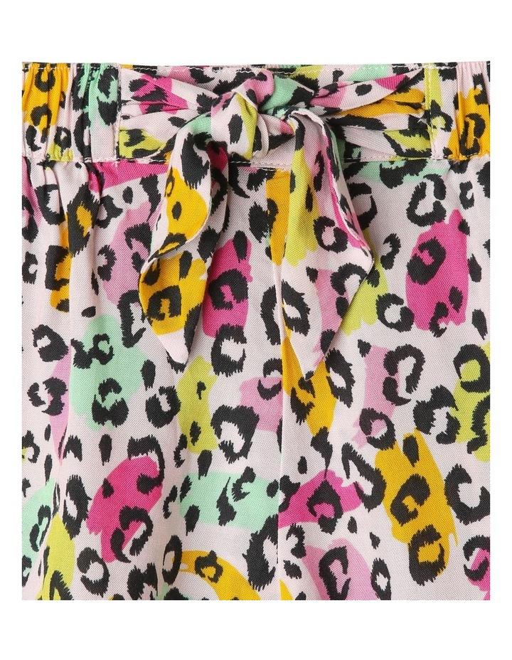 Tie Front Drape  Shorts image 2