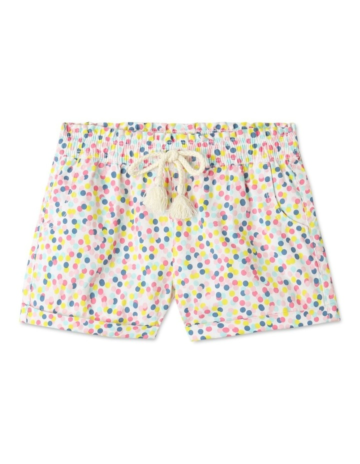 Essentials Woven Shorts White image 1