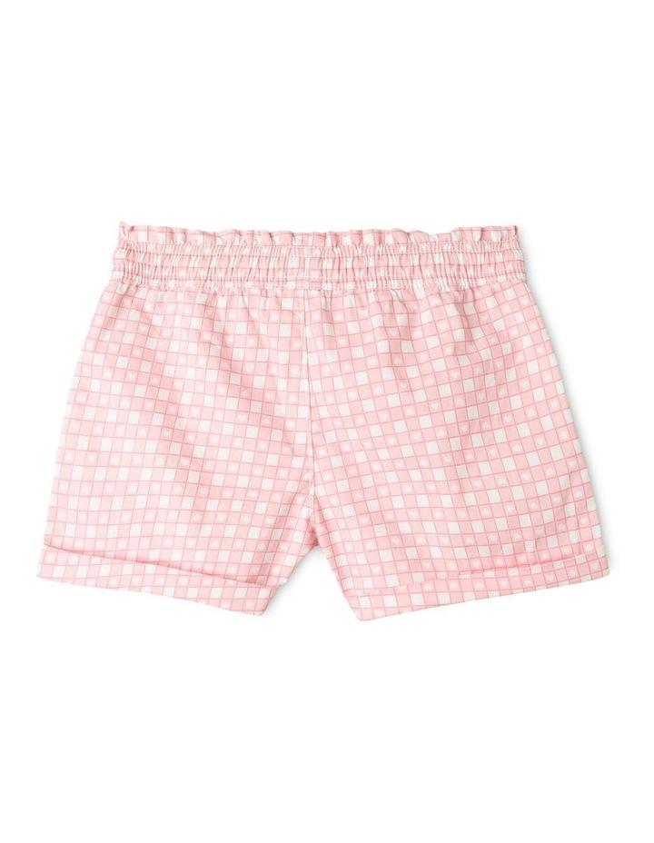 Essentials Woven Shorts Light Pink image 4