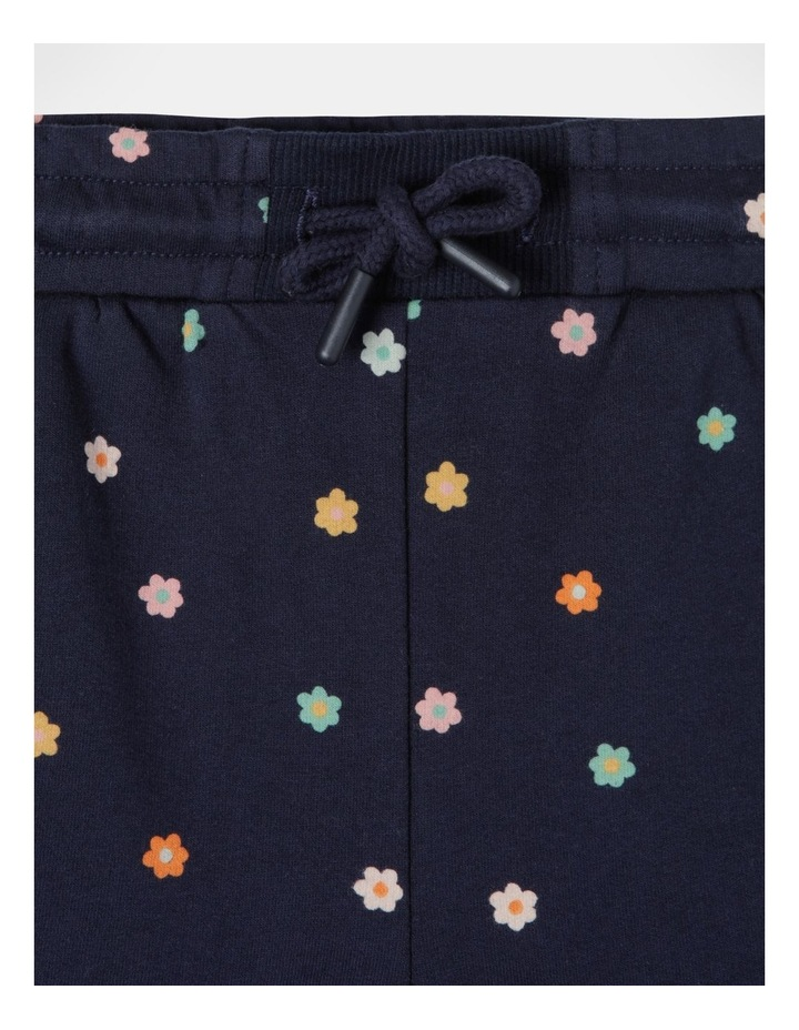 Relaxed French Terry Shorts image 2