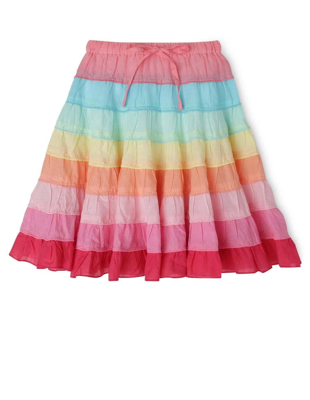 Milkshake Rainbow Skirt Myer Online