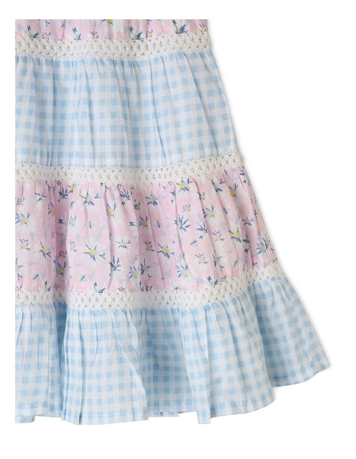 Tiered Mid Length Skirt image 3