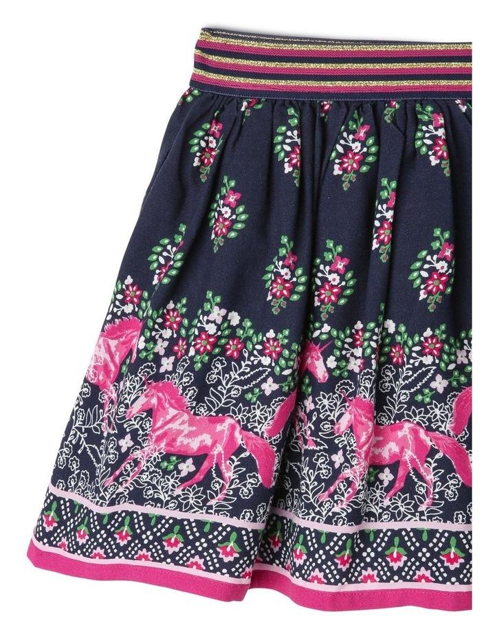 Lurex Waist Skirt image 2