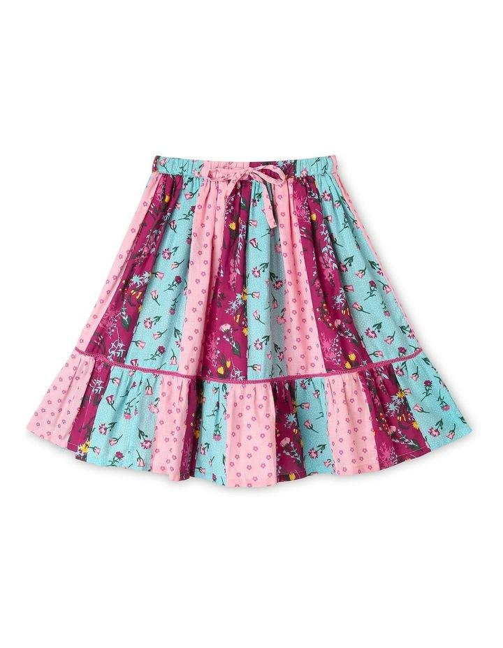 Multicolour Ruffle Skirt image 1