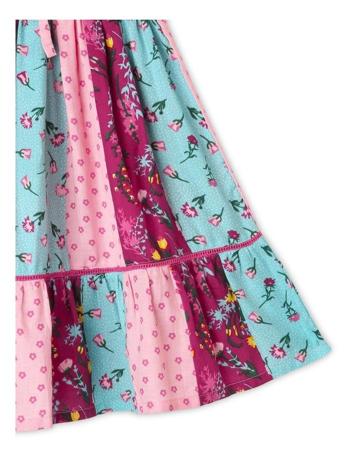 Multicolour Ruffle Skirt image 2