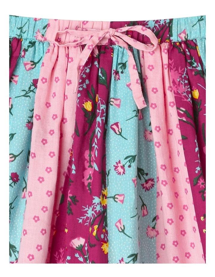 Multicolour Ruffle Skirt image 3