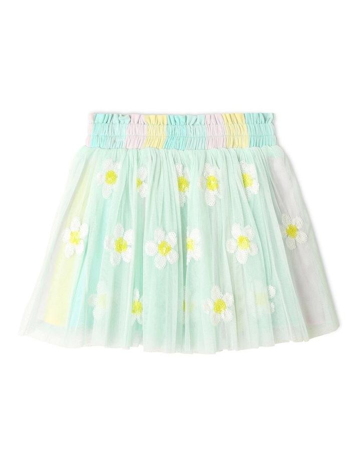 Flower Tulle Skirt image 1