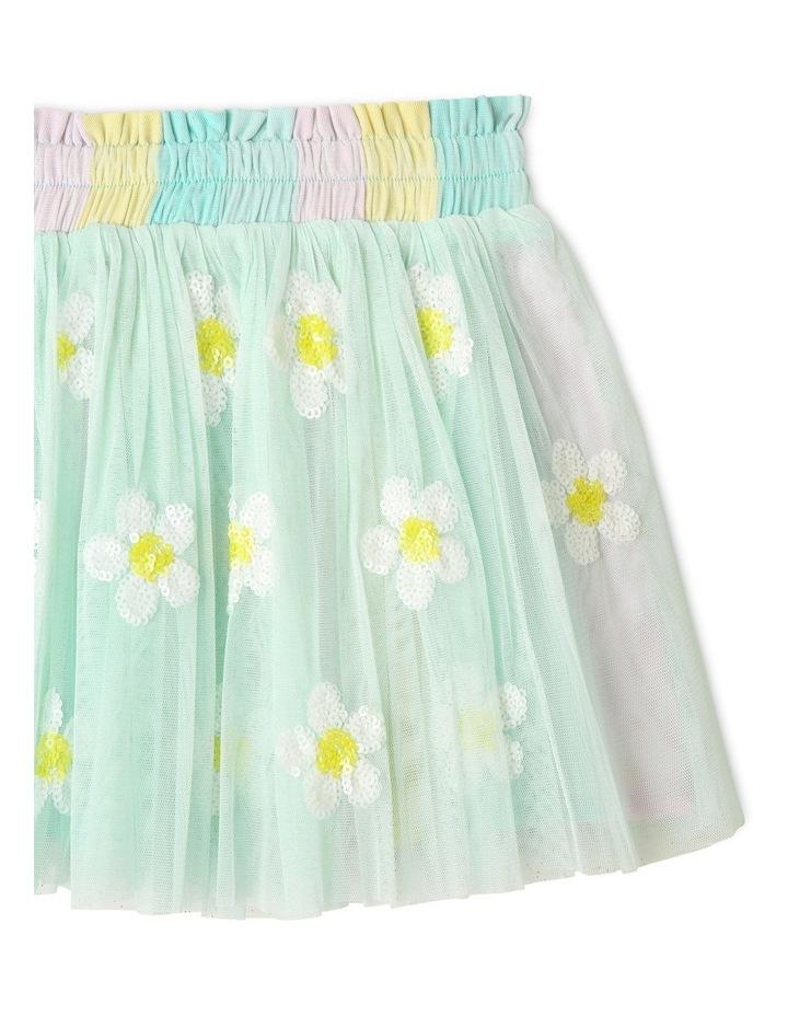 Flower Tulle Skirt image 2