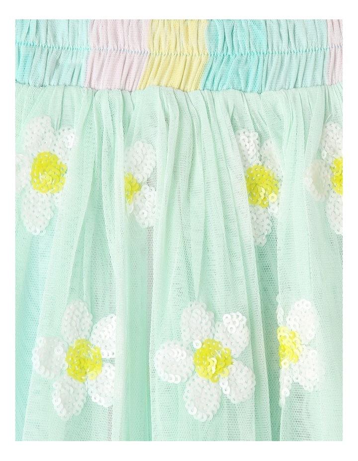 Flower Tulle Skirt image 3