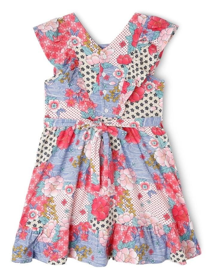 Knit Pinafore Dress image 2