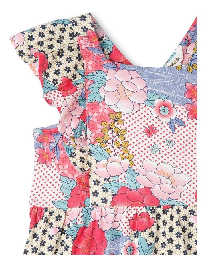 Knit Pinafore Dress image 3