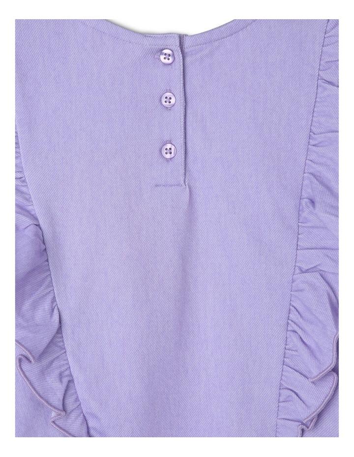 Long Sleeve Knit Dress image 4