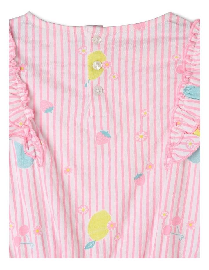 Flutter Sleeve Knit Dress image 4