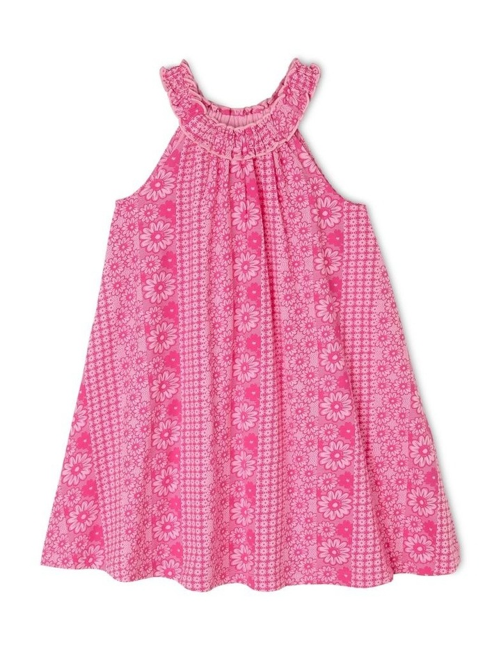 Knit Babylocked Sleeveless Dress image 1