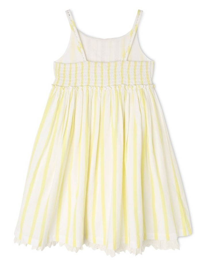 Woven Strappy Dress With Petticoat image 2