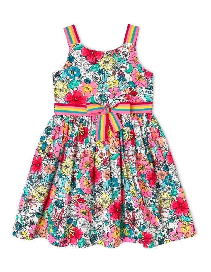 Woven Apron Dress image 1
