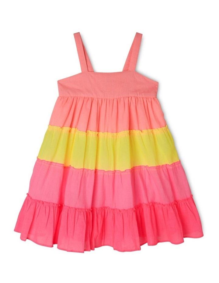 Woven Rainbow Dress image 1