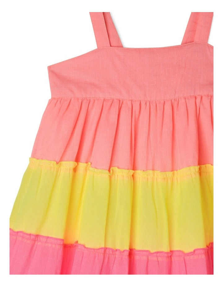 Woven Rainbow Dress image 2