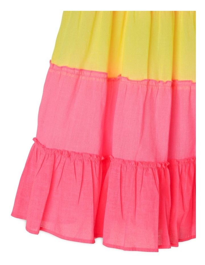 Woven Rainbow Dress image 3